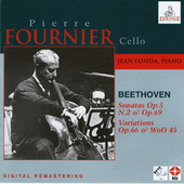 Pierre Fournier e Jean Fonda, Beethoven by Pierre Fournier