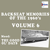 Backseat Memories Vol. 6 by Various Artists