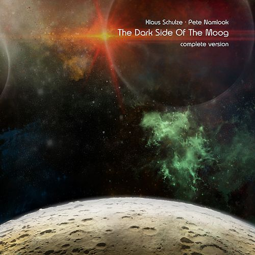 The Dark Side of the Moog (Complete Version) by Klaus Schulze