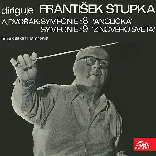 František Stupka conducts by Czech Philharmonic Orchestra