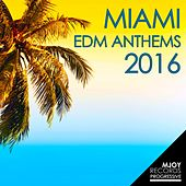 Miami EDM Anthems 2016 by Various Artists