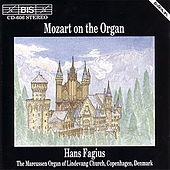 MOZART: Organ Works by Various Artists