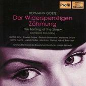 GOETZ: Der Widerspenstigen Zahmung (The Taming of the Shrew) by Various Artists