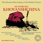 Mussorgsky: Khovanshchina by Bolshoi Theatre