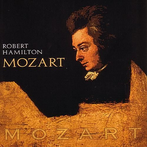 Mozart by Robert Hamilton