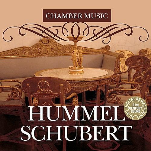 Hummel & Schubert: Chamber Music by Sviatoslav Knushevitsky