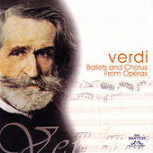 Verdi:Ballets And Chorus From Operas by Chorus And Orchestra Of The Praga Festival