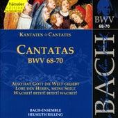 J.S. Bach - Cantatas BWV 68-70 by Bach-Collegium Stuttgart