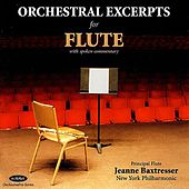 Orchestral Excerpts For Flute by Jeanne Baxtresser
