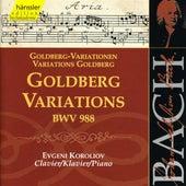 The Complete Bach Edition, Vol. 112: Goldberg Variations, BWV 988 by Evgeni Koroliov