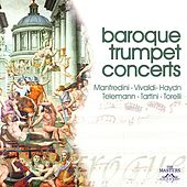 Baroque Trumpet Concerts by Mari Wittmark And Luigi Fendon