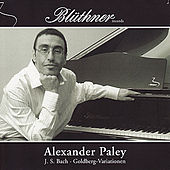 Bach: Goldberg-Variationen by Alexander Paley