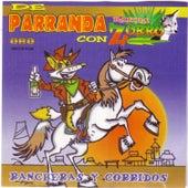 Rancheras y Corridos by Banda Zorro