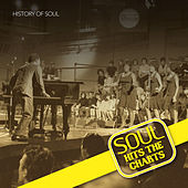 Soul Music Hits the Charts 1955-1962 von Various Artists