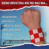 Idemo Hrvatska Kol'ko Nas Ima by Various Artists