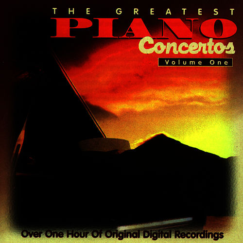 The Greatest Piano Concertos (Vol. 1) by Dubravka Tomsic