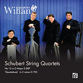 Schubert: String Quartets by Wihan Quartet