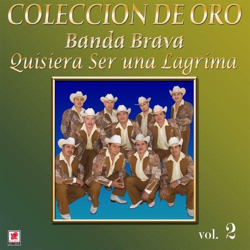 Coleccion de Oro, Vol. 2 - Quisiera Ser una Lágrima by Banda Brava