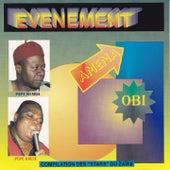 Compilation des stars du Zaïre, évènement Amena : Obi by Various Artists