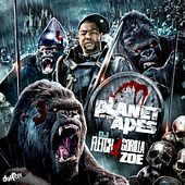 Planet of the Apes by Gorilla Zoe