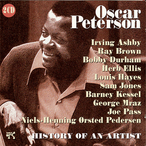 The History Of An Artist by Oscar Peterson