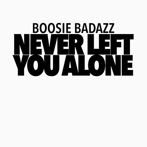 Never Left You Alone (feat. Hurricane Chris) by Lil Boosie