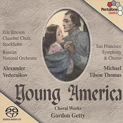 GETTY: Choral Works by Alexander Vedernikov