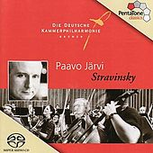STRAVINSKY: Grand Suite from Histoire du Soldat / Dumbarton Oaks Concerto by Deutsche Kammerphilharmonie Bremen