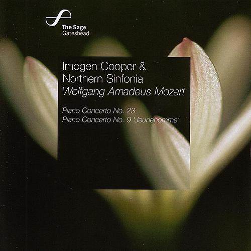 Mozart: Piano Concertos 9 & 23 by Imogen Cooper