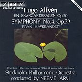 ALFVEN: Symphony No. 4, Op. 39 by Neeme Jarvi