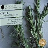 Grieg: Symphonic Dances by Karl Eliasberg