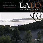 LALO: Symphonie espagnole / Fantasie novergienne (for violin and guitar) by Kim Sjogren