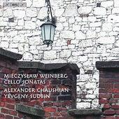 WEINBERG: Cello Sonatas Nos. 1 and 2 / Cello Solo by Alexander Chaushian