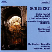 Schubert: Death and the Maiden / Five German Dances by The Goldberg Ensemble