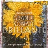 Anton Diabelli: Grande Sonate Brillante by Salzburger Hofmusik