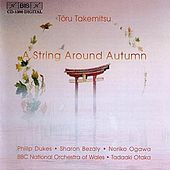 TAKEMITSU: A String Around Autumn / I Hear the Water Dreaming / A Way a Lone II by Various Artists