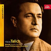 Talich Special Edition  1  Dvořák :  Slavonic Dances by Czech Philharmonic Orchestra