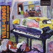 Villa-Lobos: Piano Music by Clélia Iruzin