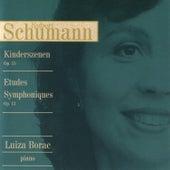Schumann Kinderszenen / Etudes Symphoniques by Luiza Borac