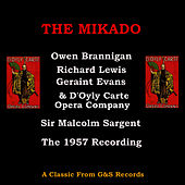 The Mikado (1957 Vers) by Owen Brannigan