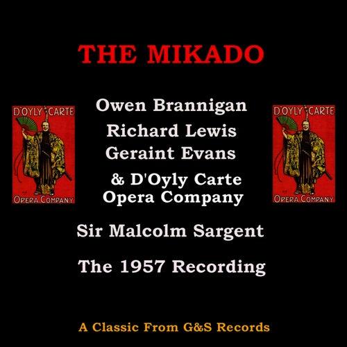 The Mikado (1957 Vers) by Owen Brannigan