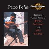 Ramón Montoya & Niño Ricardo: Flamenco Guitar Music by Paco Peña