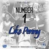 Number 1 / Like Penny (feat. Dee-1) - Single by Starlito