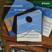 Poulenc: Les mélodies sur des poèmes de Paul Éluard by Pierre-Yves Pruvot