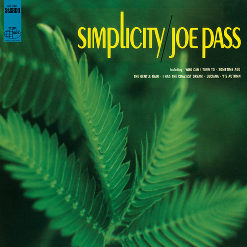 Simplicity by Joe Pass
