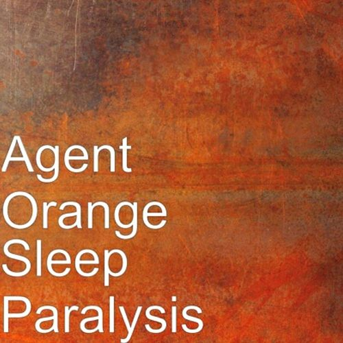 Sleep Paralysis - Single by Agent Orange
