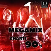 Medley Non Stop DJ Charts Dance 90 Megamix: The Key: The Secret / Living on My Own / Delusa / Life / E la Batuca / Mr. Vain / Brighter Day / I Was Made for Lovin' You / Get the Hook / Everybody Needs Somebody / Show Me / Apache / The Night Train by Disco Fever