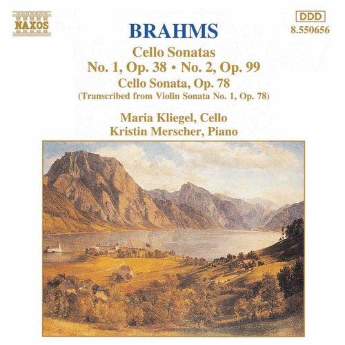 Cello Sonatas by Johannes Brahms