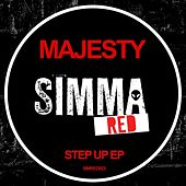 Step Up EP by Majesty