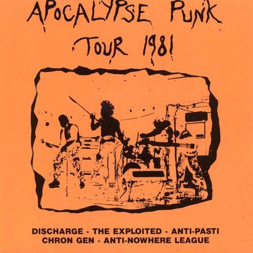 Apocalypse Punk Tour von Various Artists
